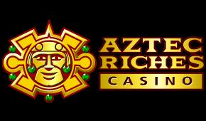 Aztec Riches Casino en ligne logo