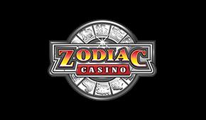 Zodiac Casino en ligne logo du site