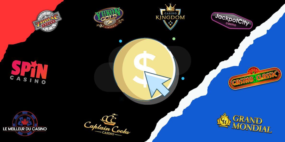 les meilleurs casinos en ligne payants