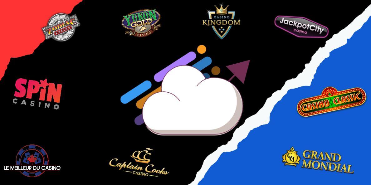 les meilleurs casinos en ligne sans telechargement necessaire pour jouer