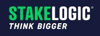 Stakelogic logo du developpeur et createur de jeux de casinos