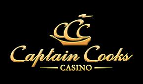 captain cooks casino en ligne logo du site