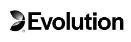 le nouveau logo de Evolution Gaming qui devient Evolution le premier fournisseur de jeux de casinos en ligne en direct