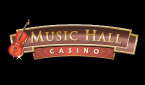 Music Hall Casino en ligne logo