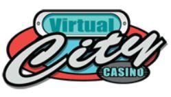 Virtual City Casino en ligne logo